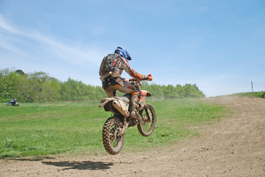 Enduro Kent, North Farm, 26th May 2013